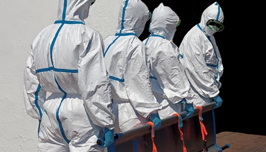 Much Ado About #Ebola
