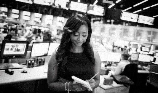 Isha Sesay's Work On A Continent That Is Very Close To Her Heart