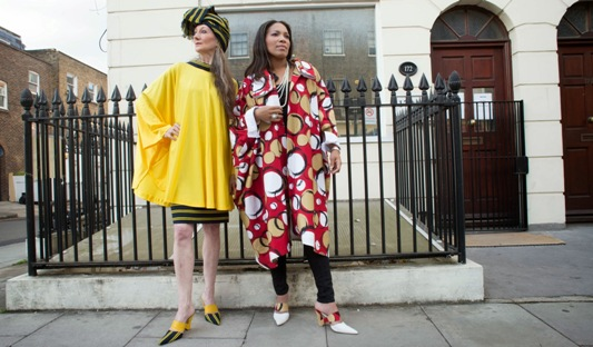 London Based Designer Proves That There Is No Age Limit To Being Fashionable