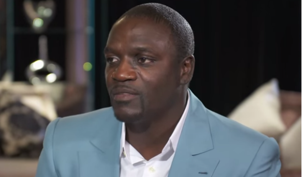 How American Singer & Businessman Akon Plans To Light Up The African Continent