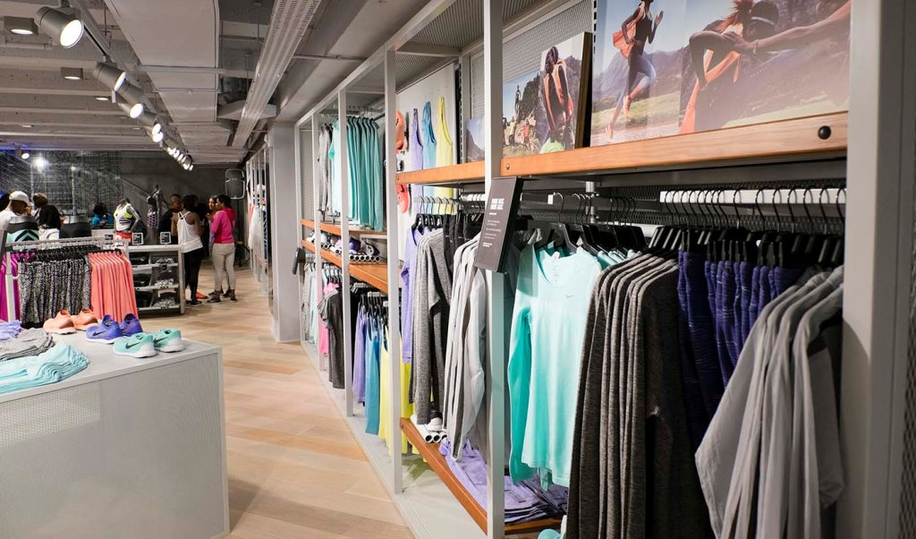 Nike's First Women's Only Store Opens In Sandton City