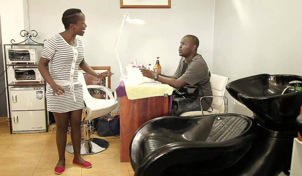 Comedian Anne Kansiime Illustrates A Flirting Session Gone Wrong