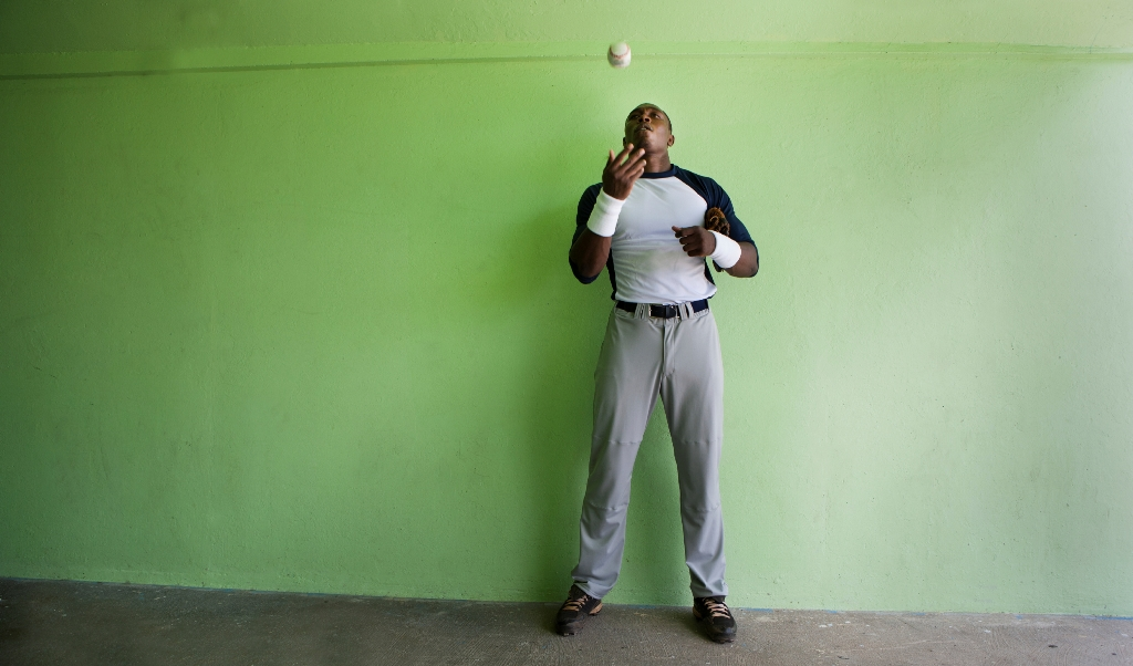 Uganda's Youth Open Up To A Favorite American Pastime