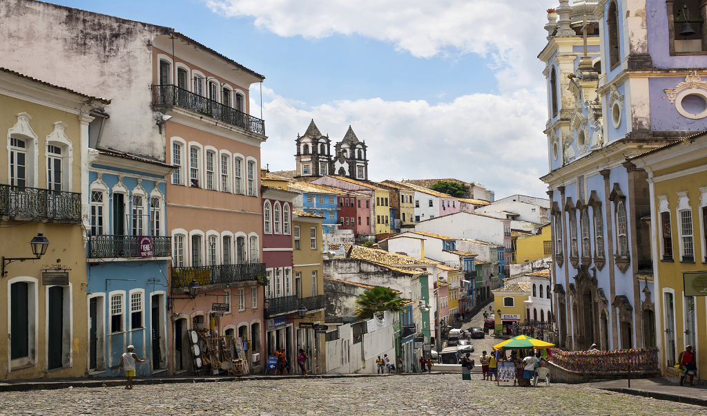 Trending In Travel: A Snap Shot Of Salvador Da Bahia, Brazil
