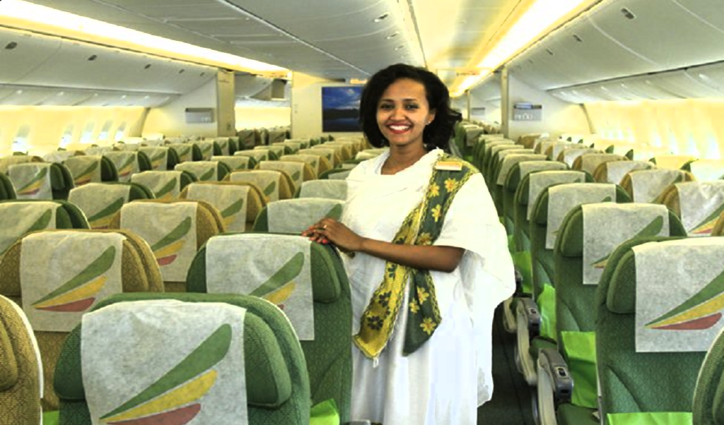Ethiopian Women Are Leading In The Country's Aviation Industry