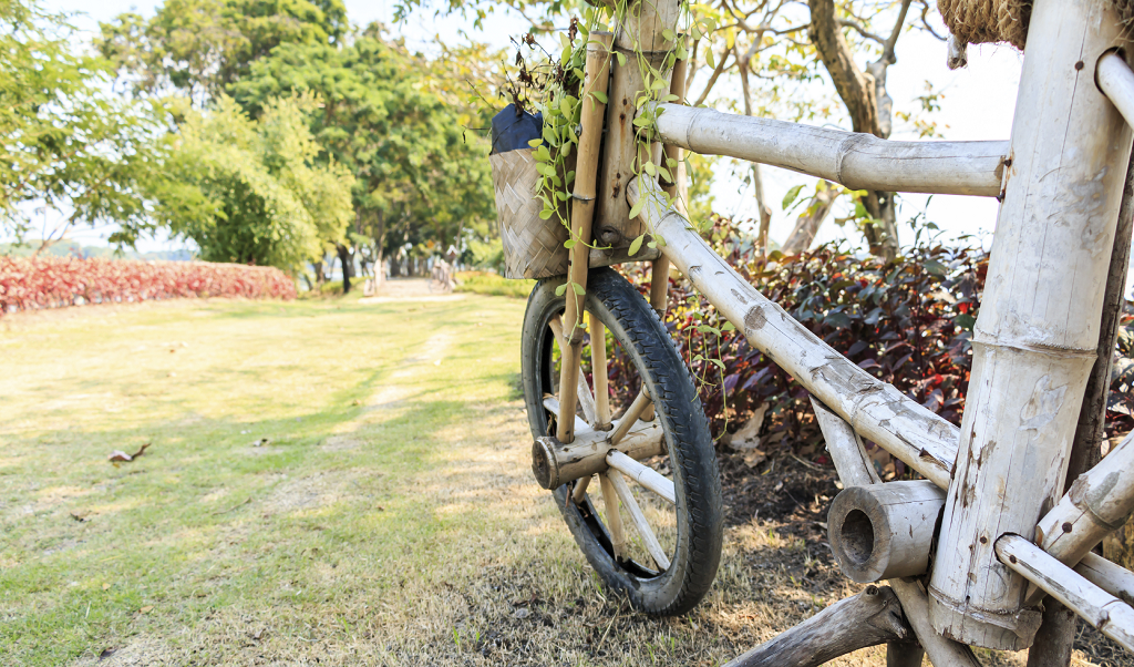 The Future Of Cycling Could Be Changed By The Bamboo Bicycle