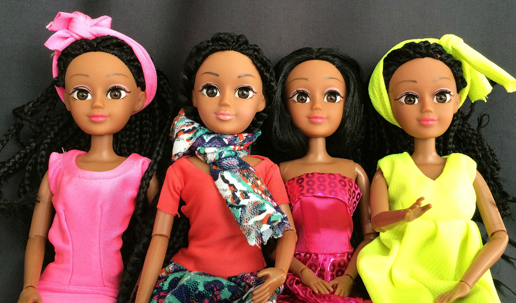 The Entrepreneur Who Is Transforming The Perception Of Beauty One Doll At A Time