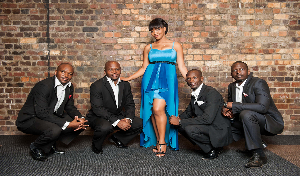 Namibia's Popular Accapella Group — Vocal Motion Six (VM6)