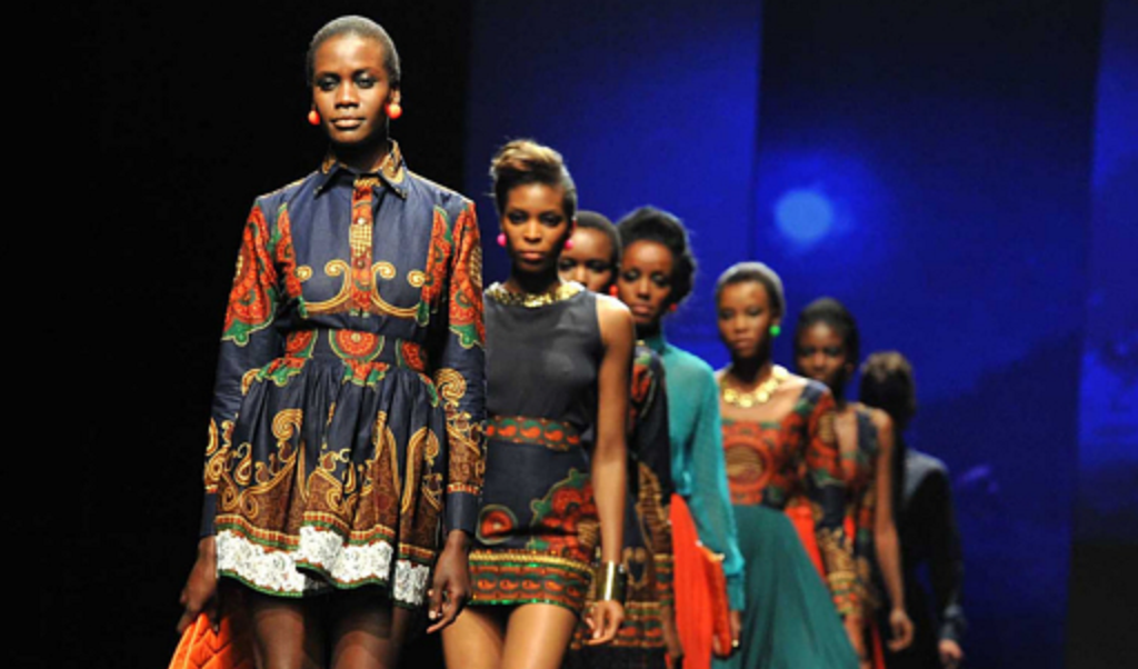 Fashion Capitals Of The West — West Africa That Is