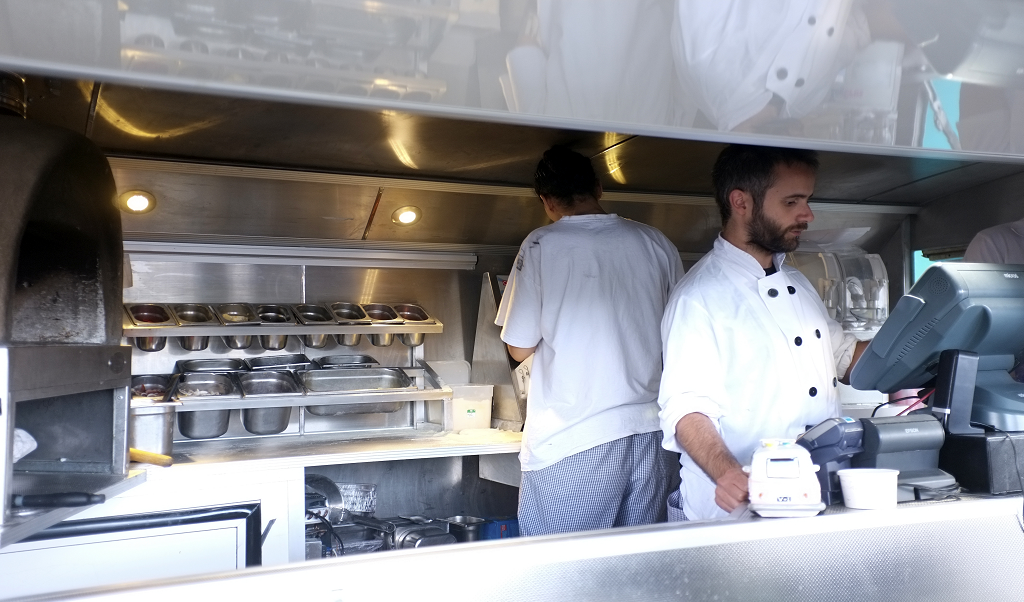 Keeping It Street: South Africa's Emerging Food Truck Scene