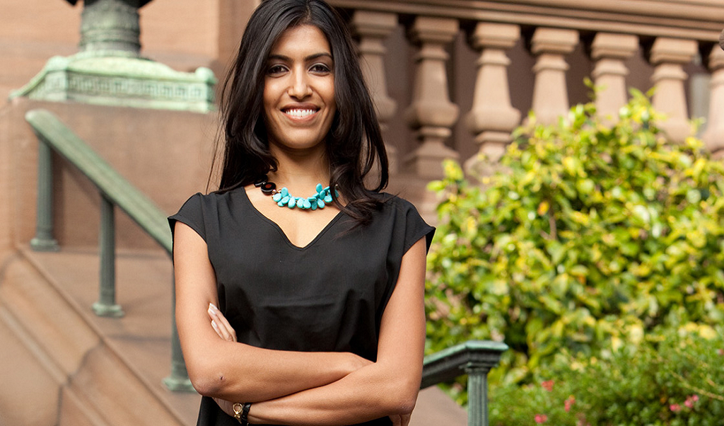 Leila Janah & Linda Rottenberg Discuss How Technology Can Help Impact The World