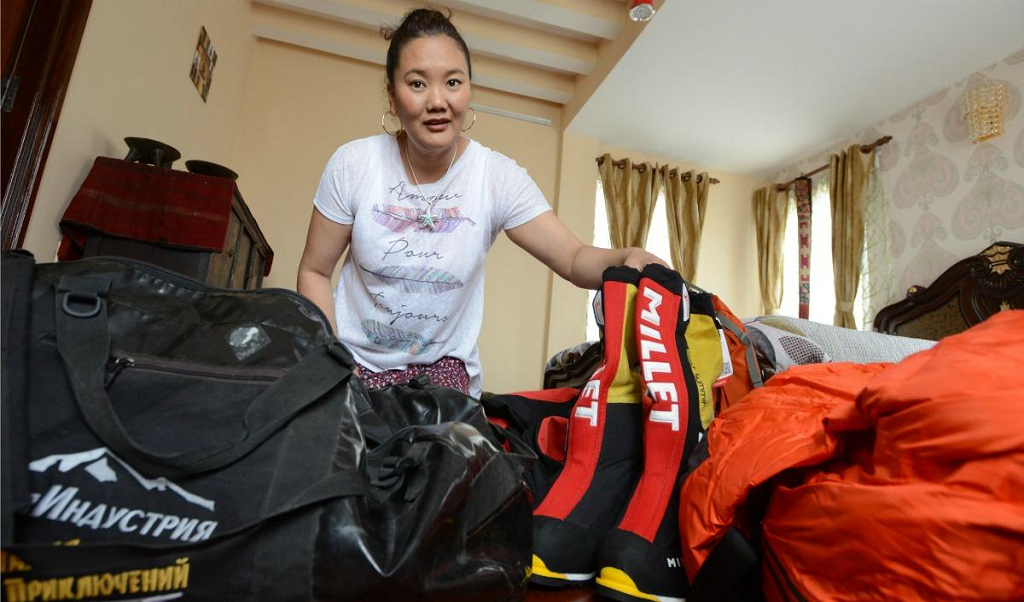 She Has Climbed Mount Everest 7 Times & Continues To Beat Her Own Record