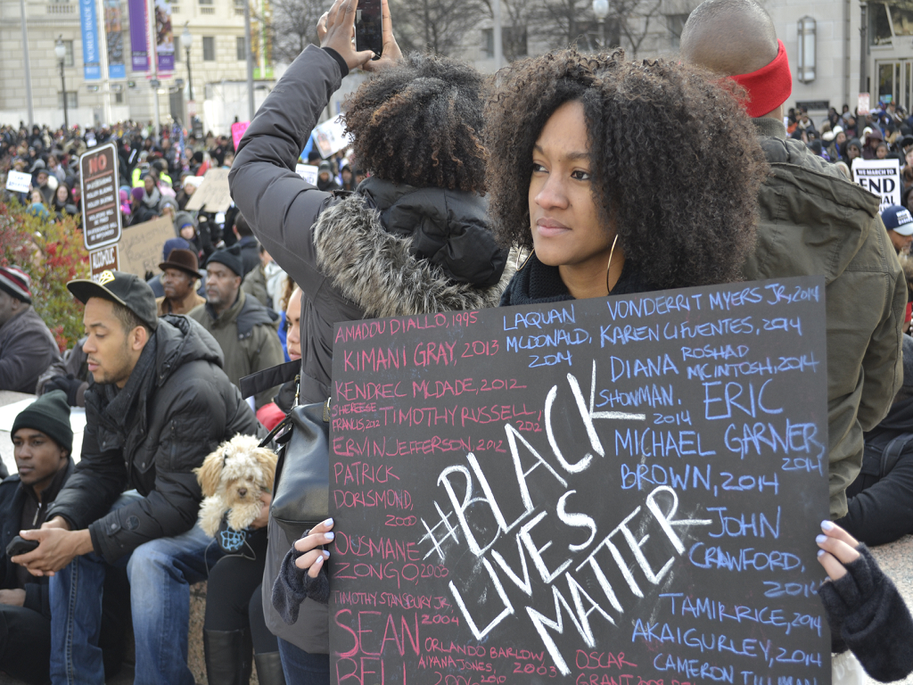 Why There Is A Problem With Saying 'All Lives Matter'