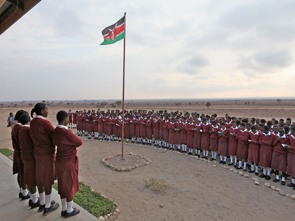 Changing The Face Of Learning In Kenya: Inspired [Spaces:Students]