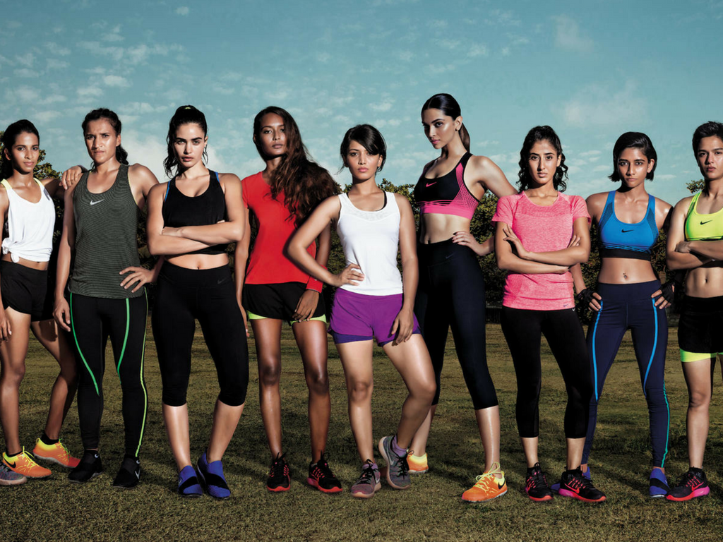Nike & Wieden+Kennedy Delhi Celebrate India's Female Athletes