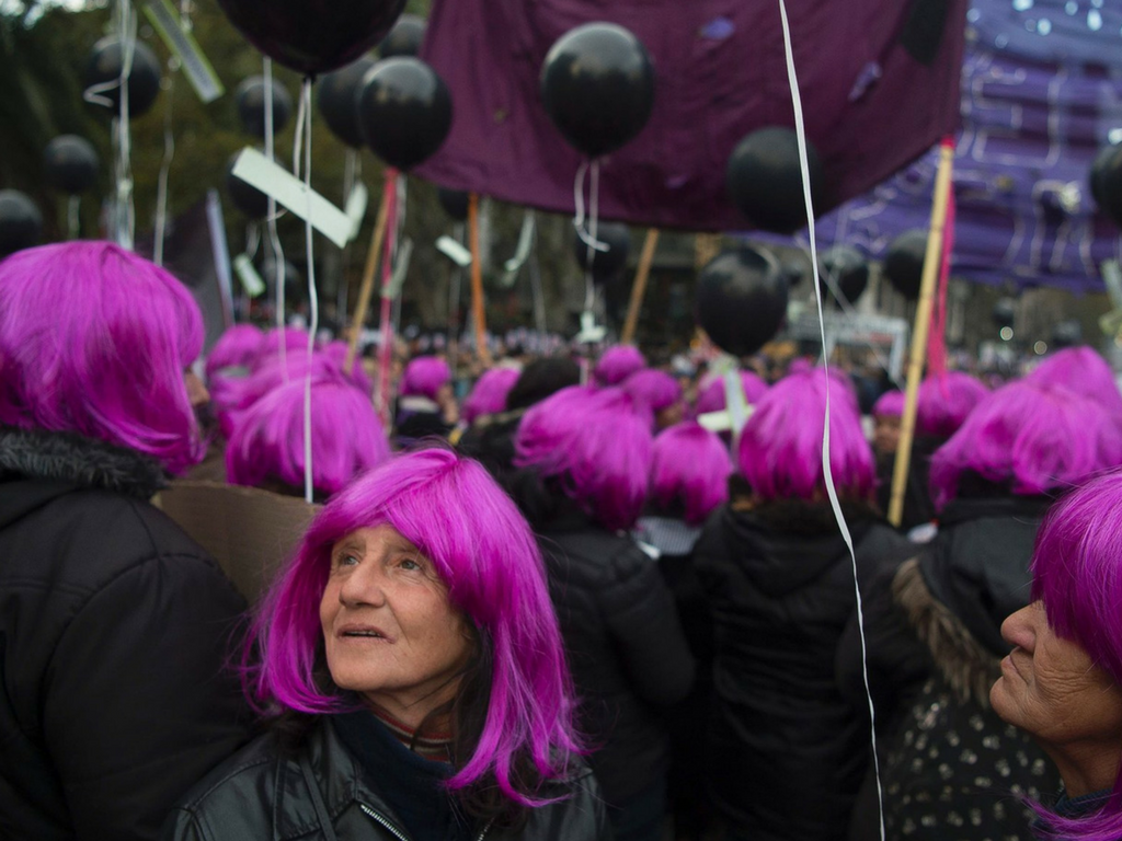 How Argentina Is Rising Up Against The Abuse Of Women