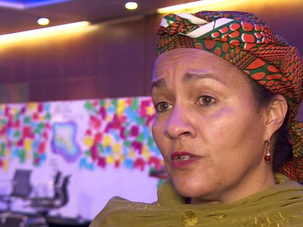 Just A Few Things To Know About Nigeria's Amina Mohammed, The UN's Most Powerful Woman