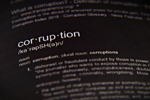 What Transparency International Is Doing To Expose Pervasive Government Corruption