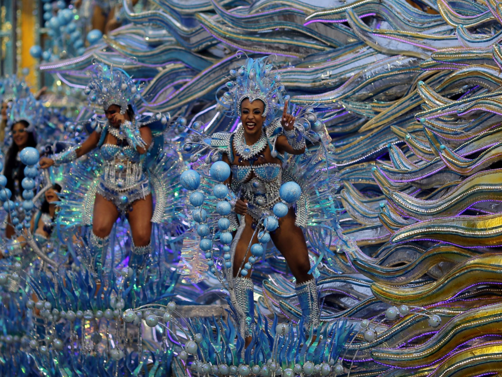 Rio Carnival 2017 In Pictures